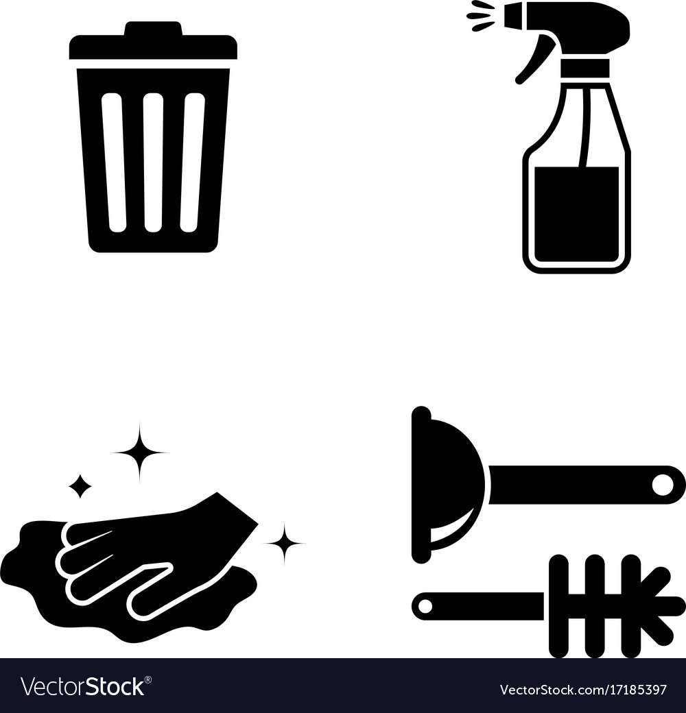 Cleaning simple related icons