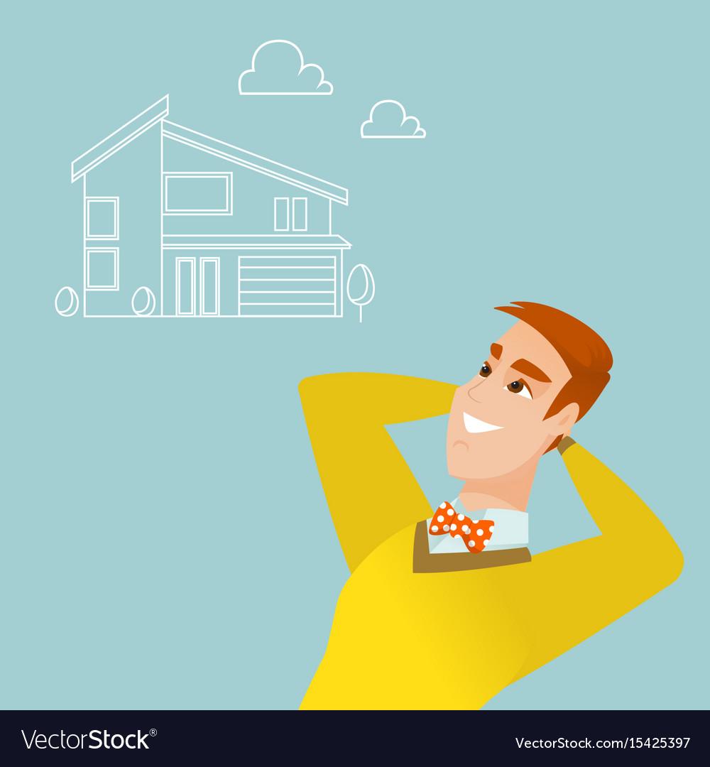 https://cdn3.vectorstock.com/i/1000x1000/53/97/man-dreaming-about-buying-a-new-house-vector-15425397.jpg