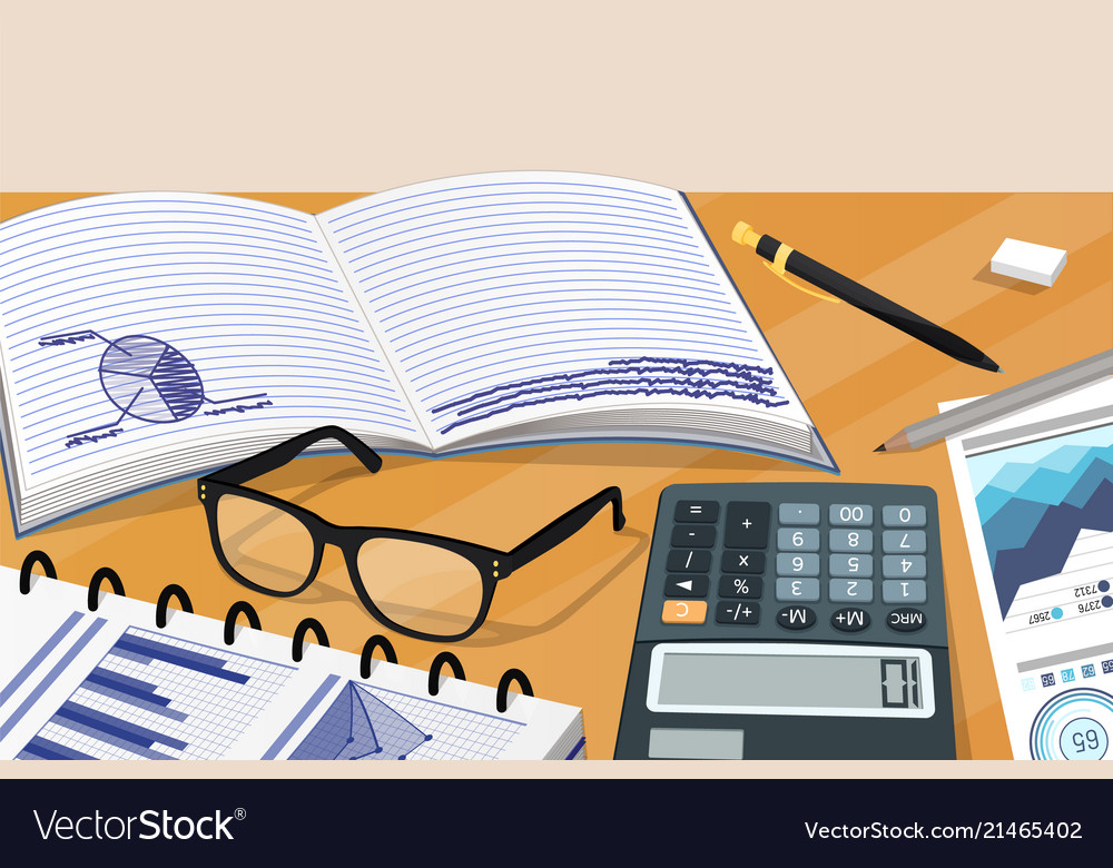 Business notes and statistical documantation card