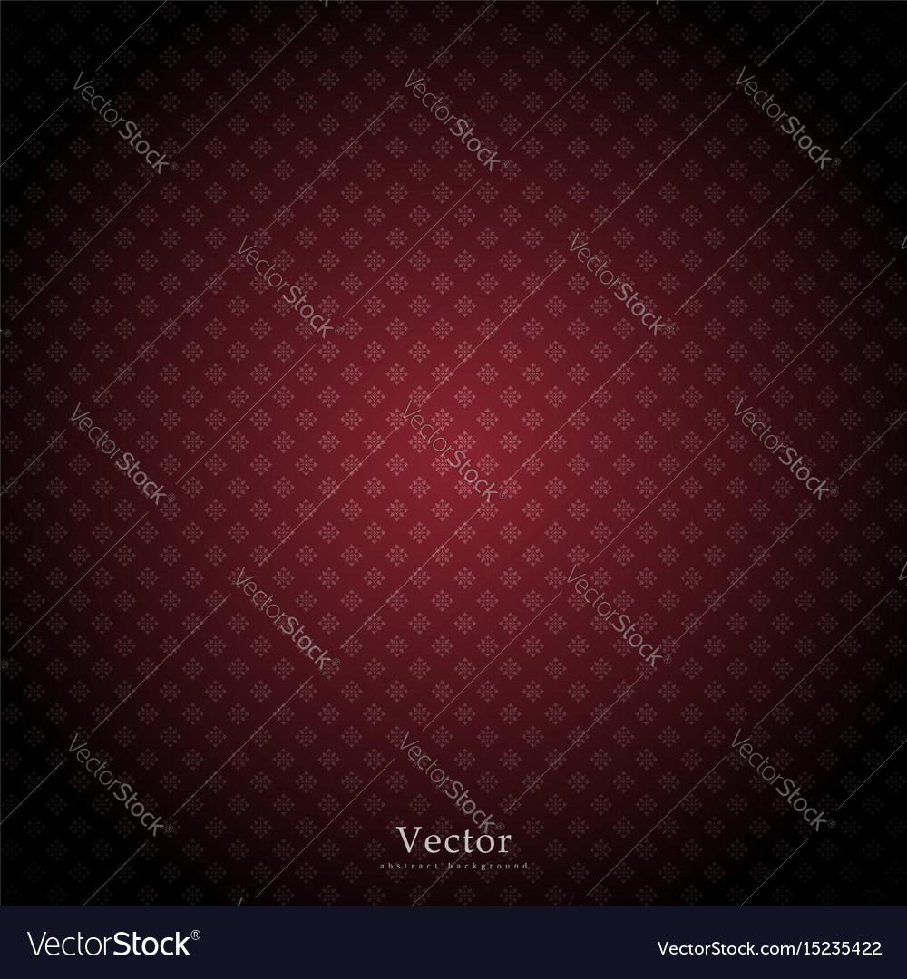 Abstract dark red pattern background