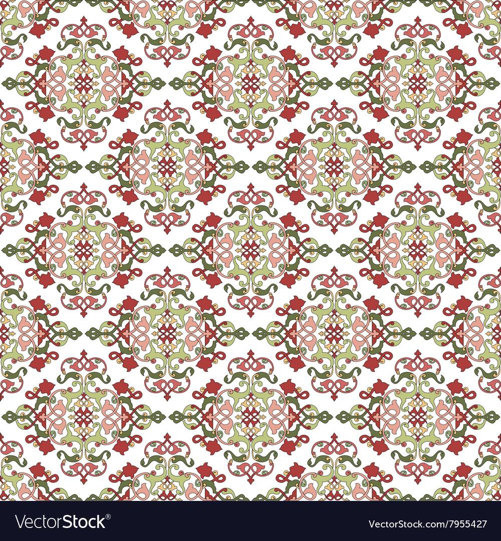 Antique ottoman turkish pattern design fourty