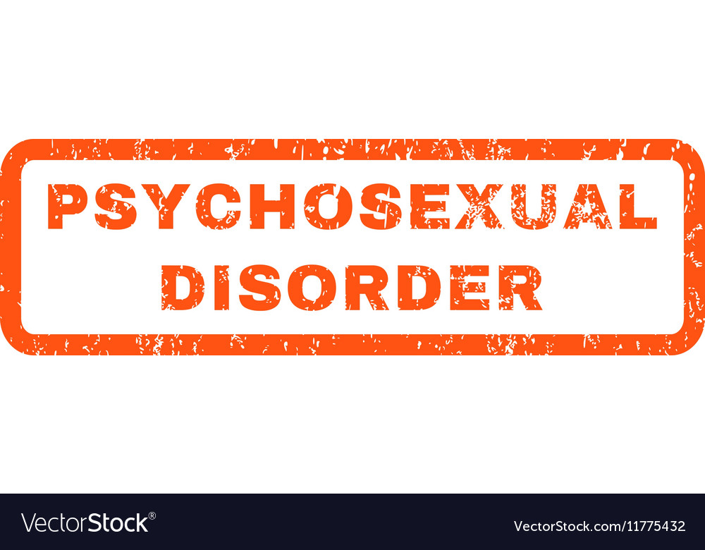 Psychosexual disorder