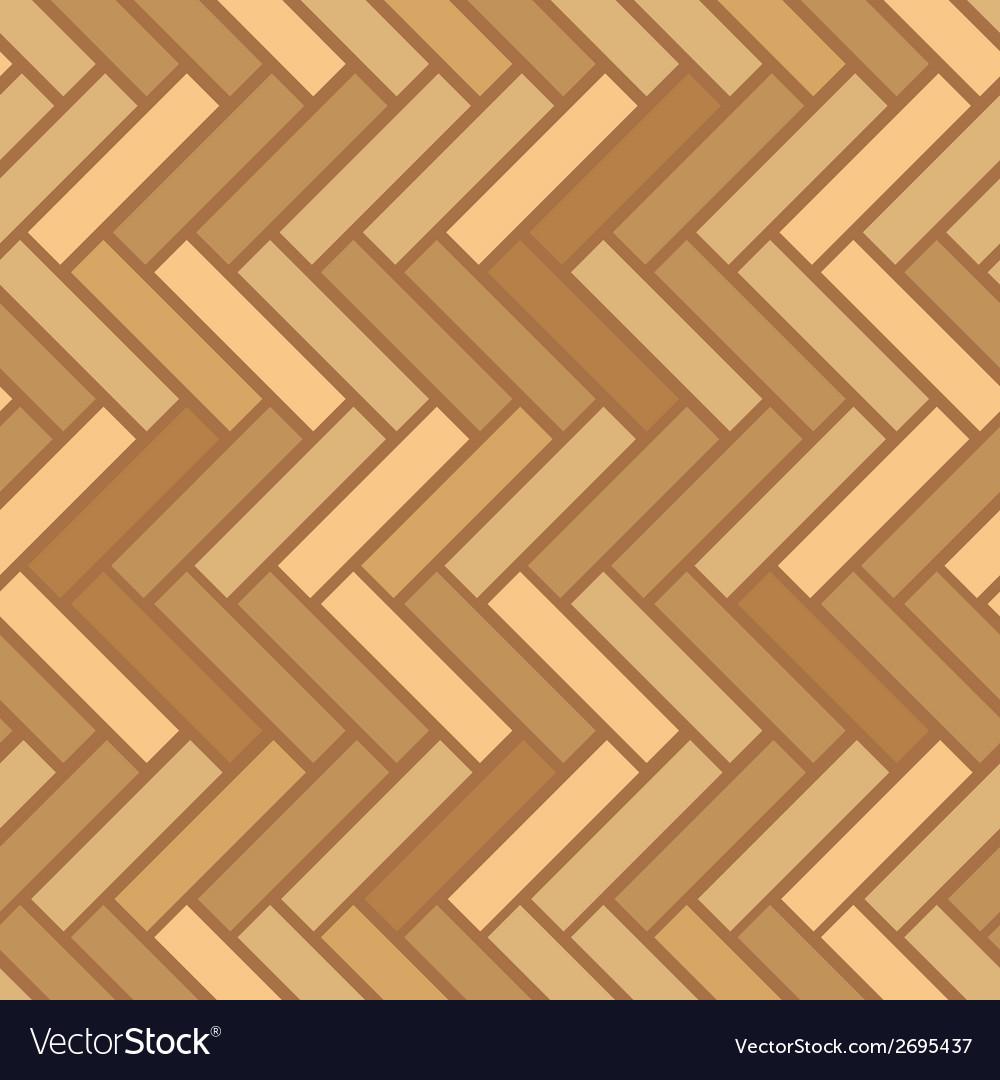 Abstract Wooden Floor Panels Seamless
