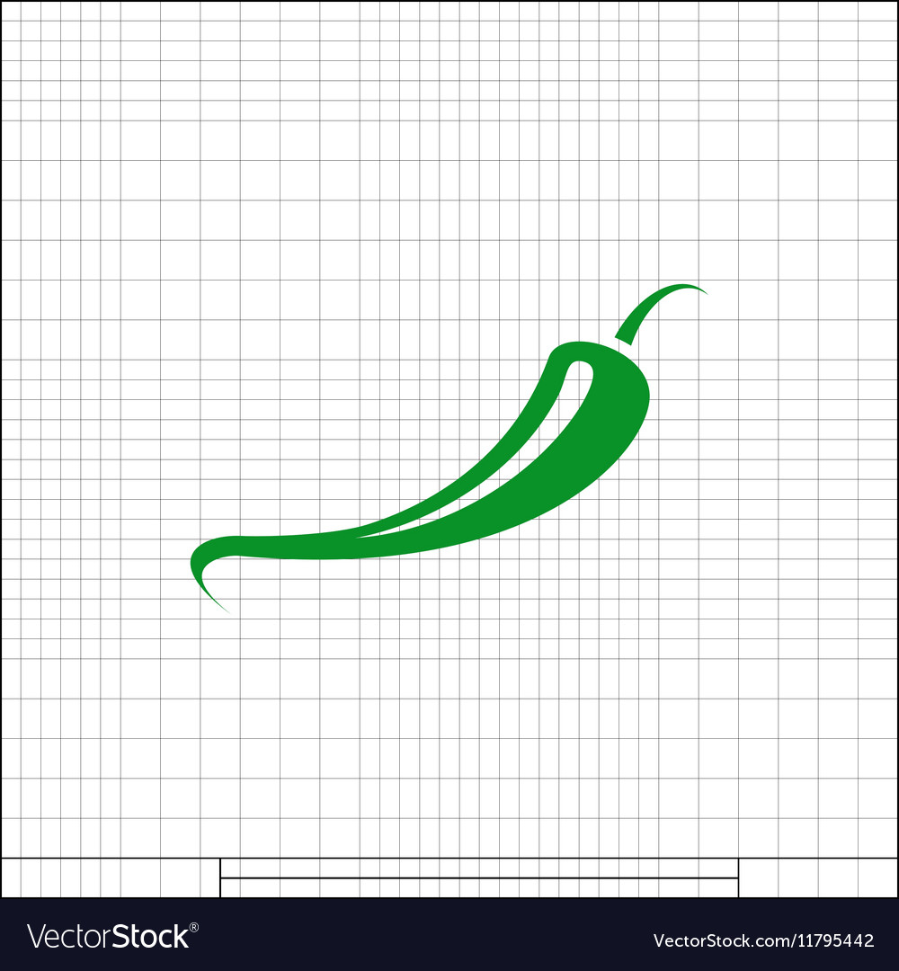 Jalapeno peppers symbol