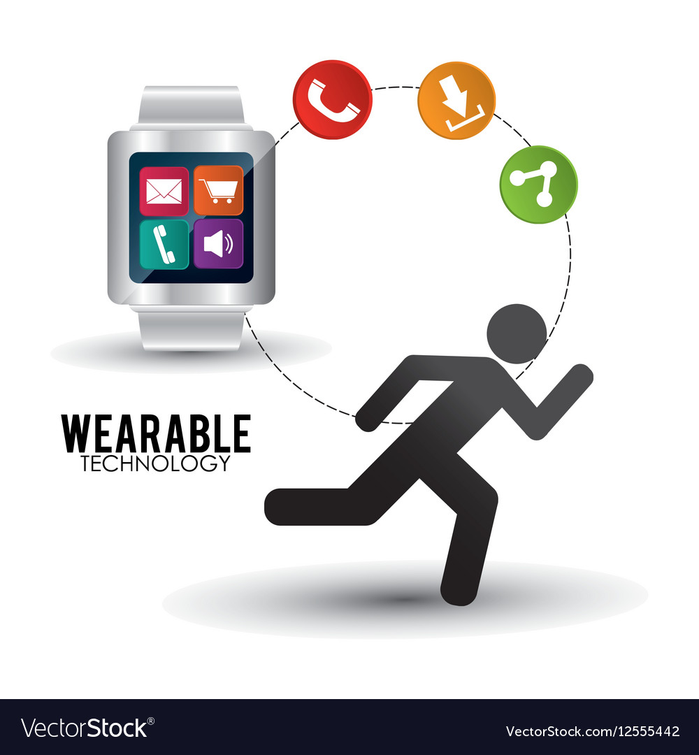 Smart watch wearable technology portable accessory