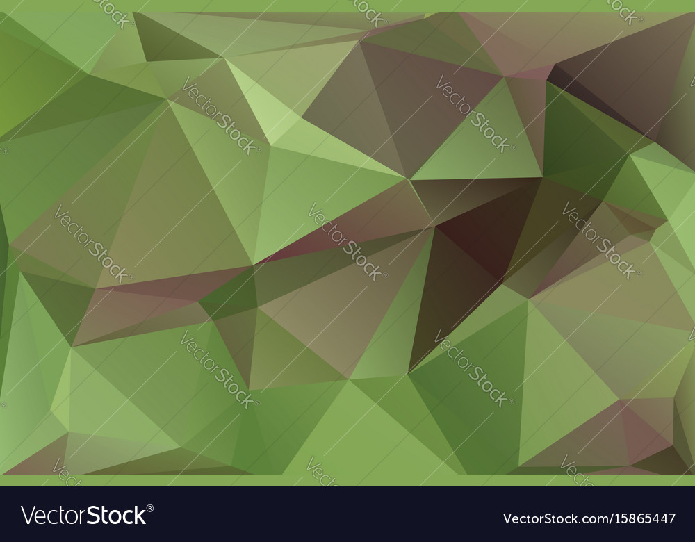 Abstract triangle background modern geometric