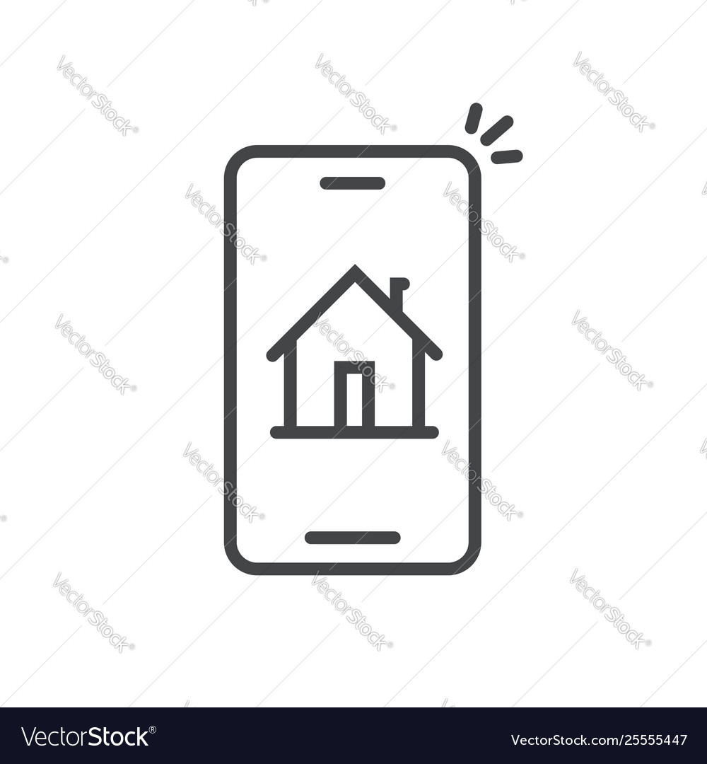 Smart home on phone line