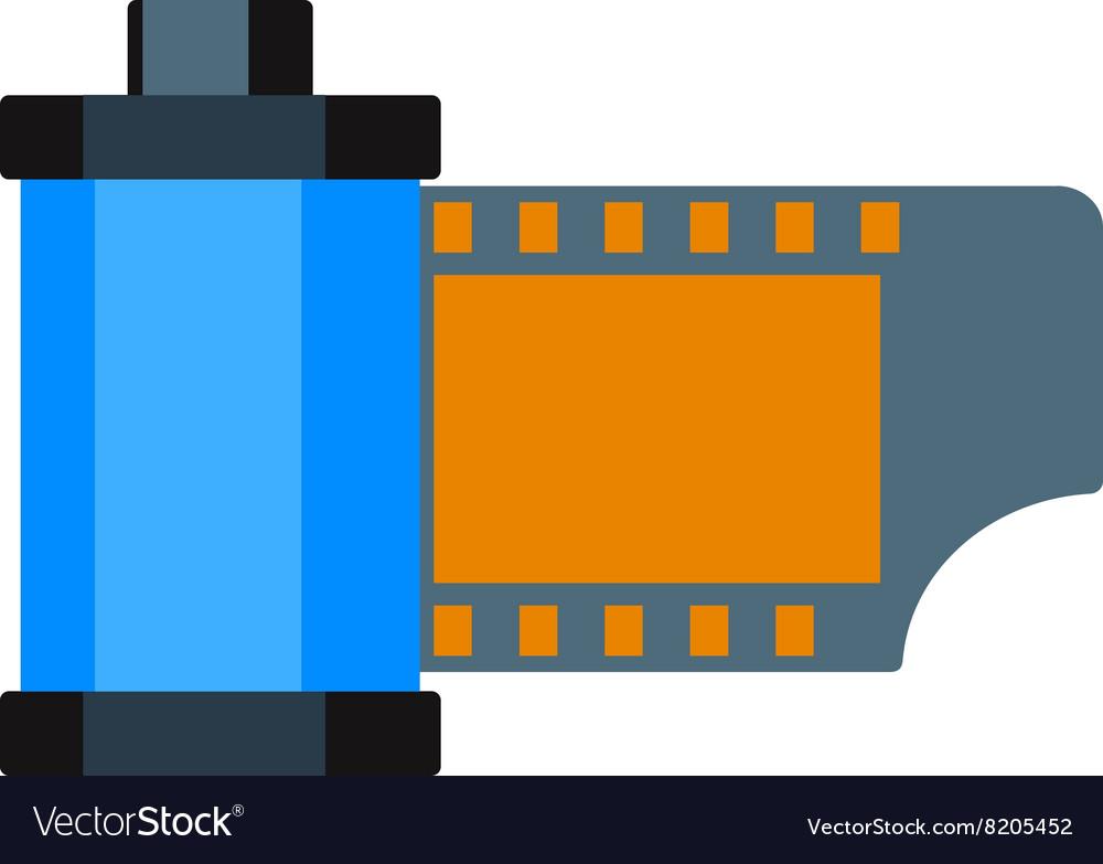 Camera vintage film roll cartridge