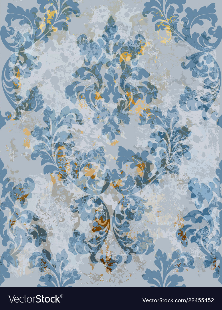 Classic pattern vintage beautiful ornament