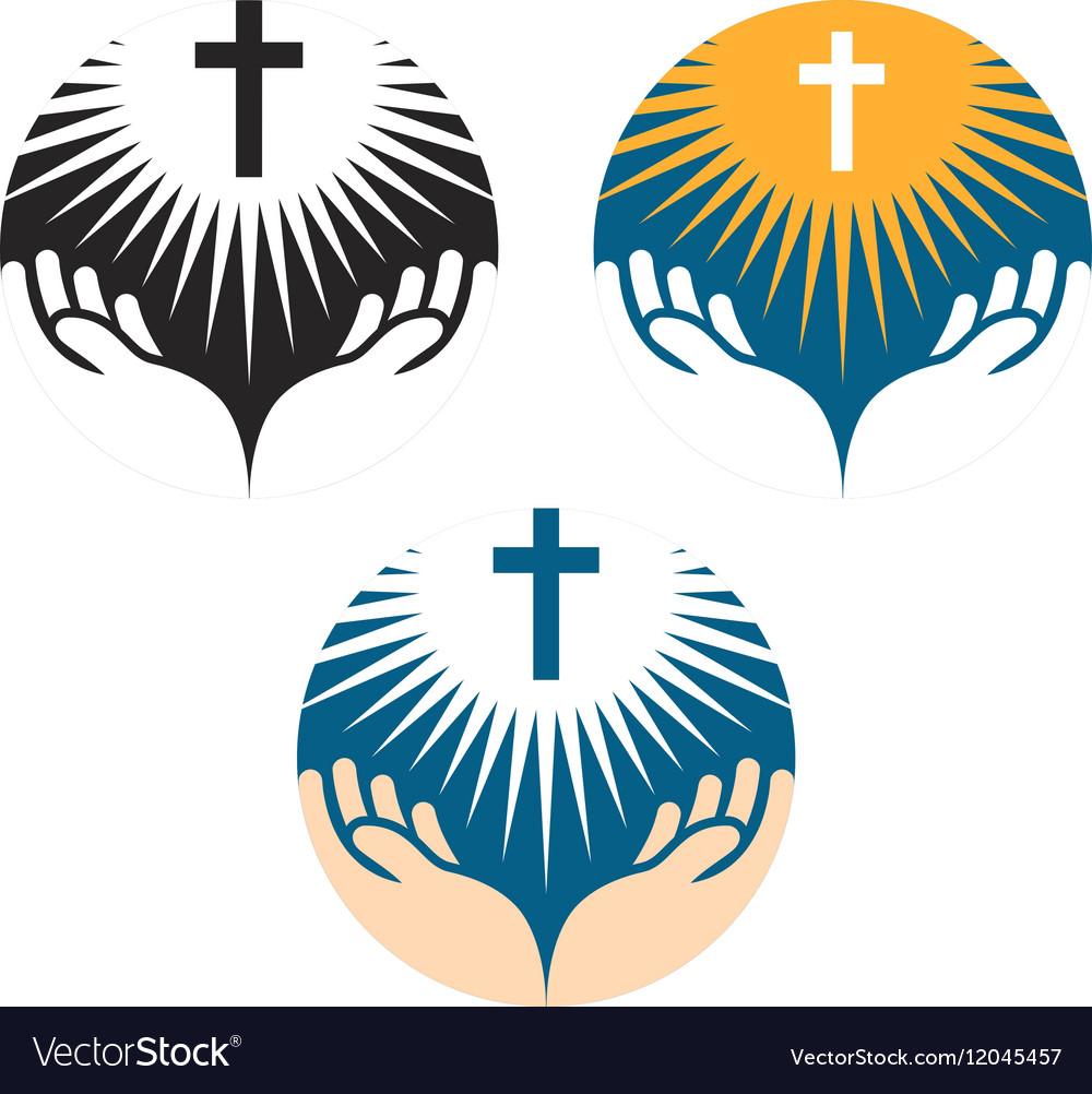 Crucifix symbol Crucifixion of Jesus Christ icons