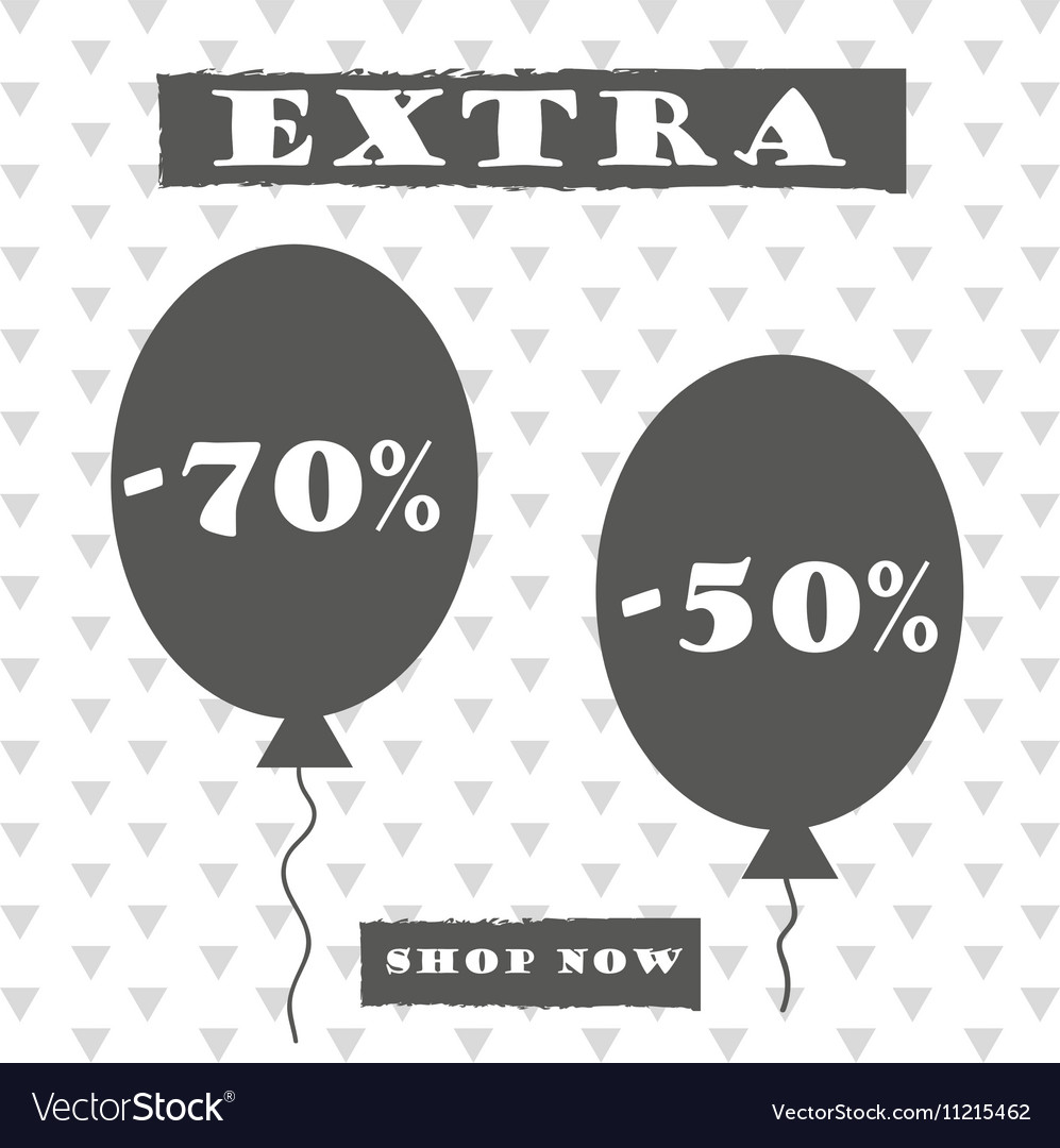 Sale banner graphic style
