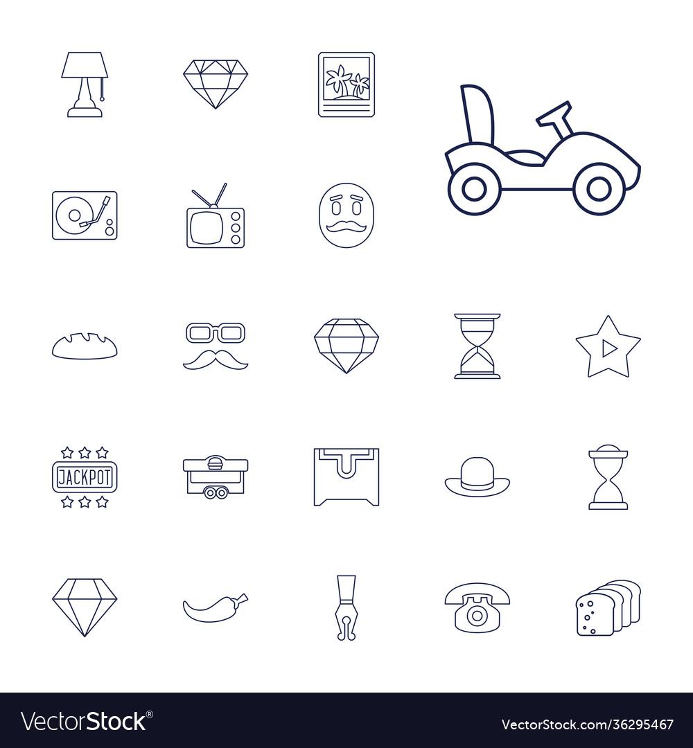 22 vintage icons