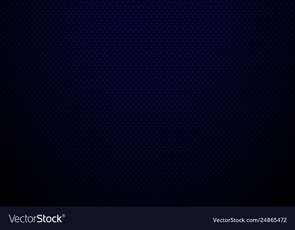 Dark blue carbon fiber background and texture