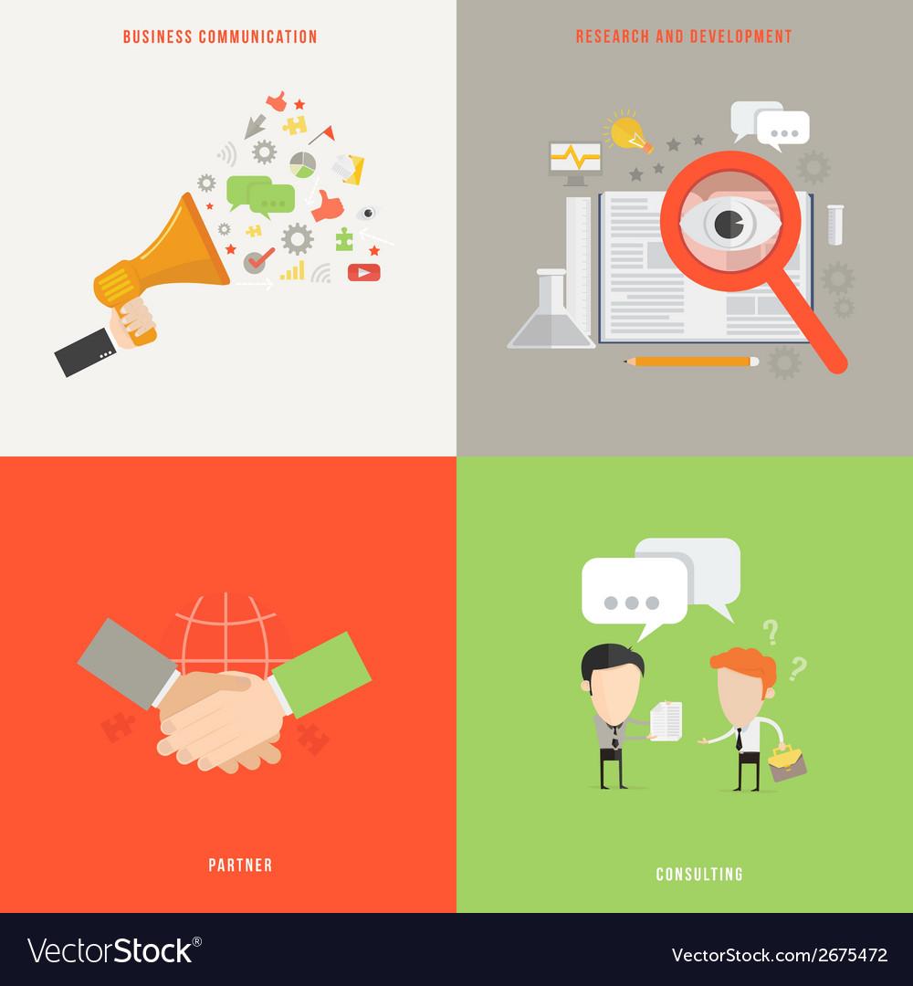 Element of business communication consult partner