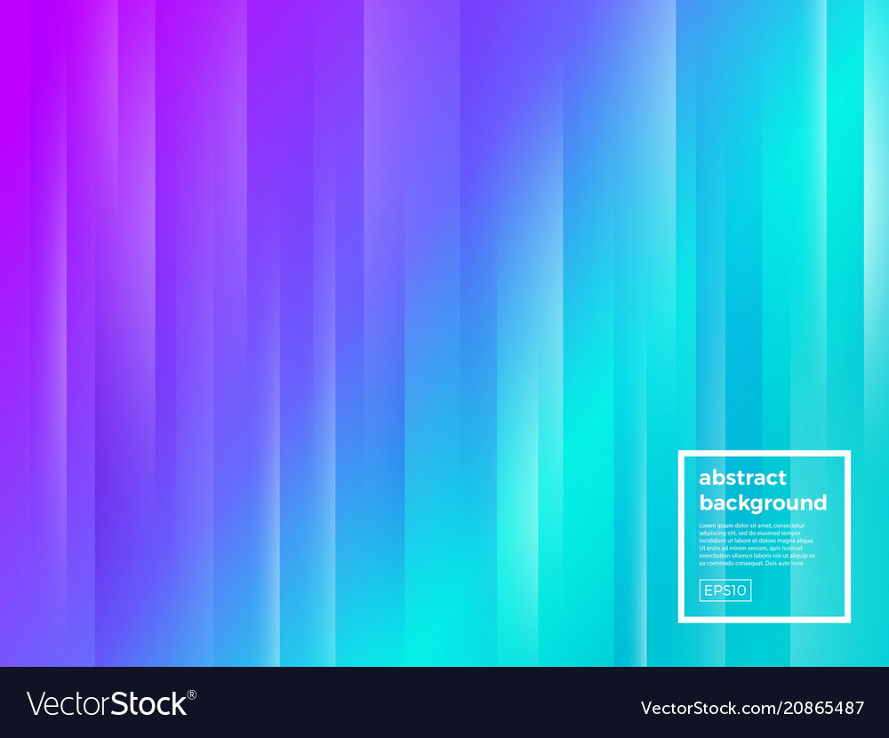 Abstract multicolored background
