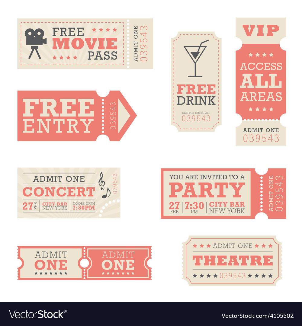 Entertainment Tickets