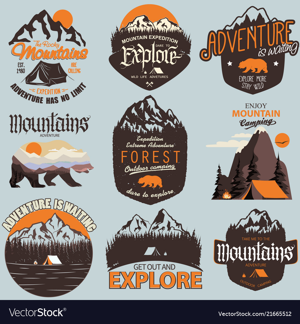 Outdoor expedition typography adventure t-shirt