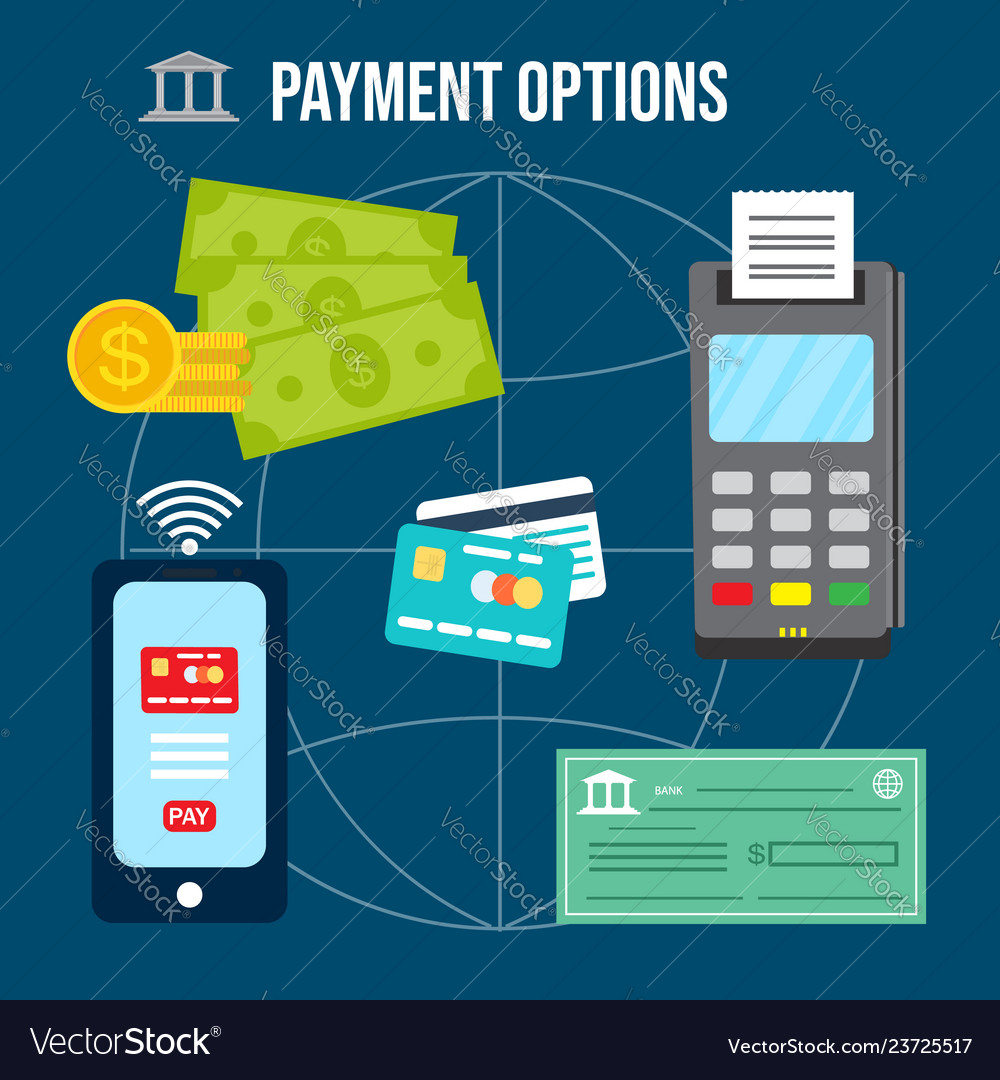Money transaction and payment options