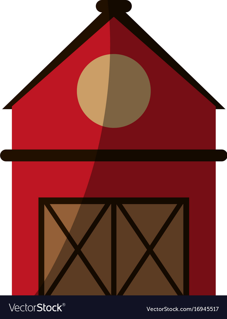 Rural barn icon image