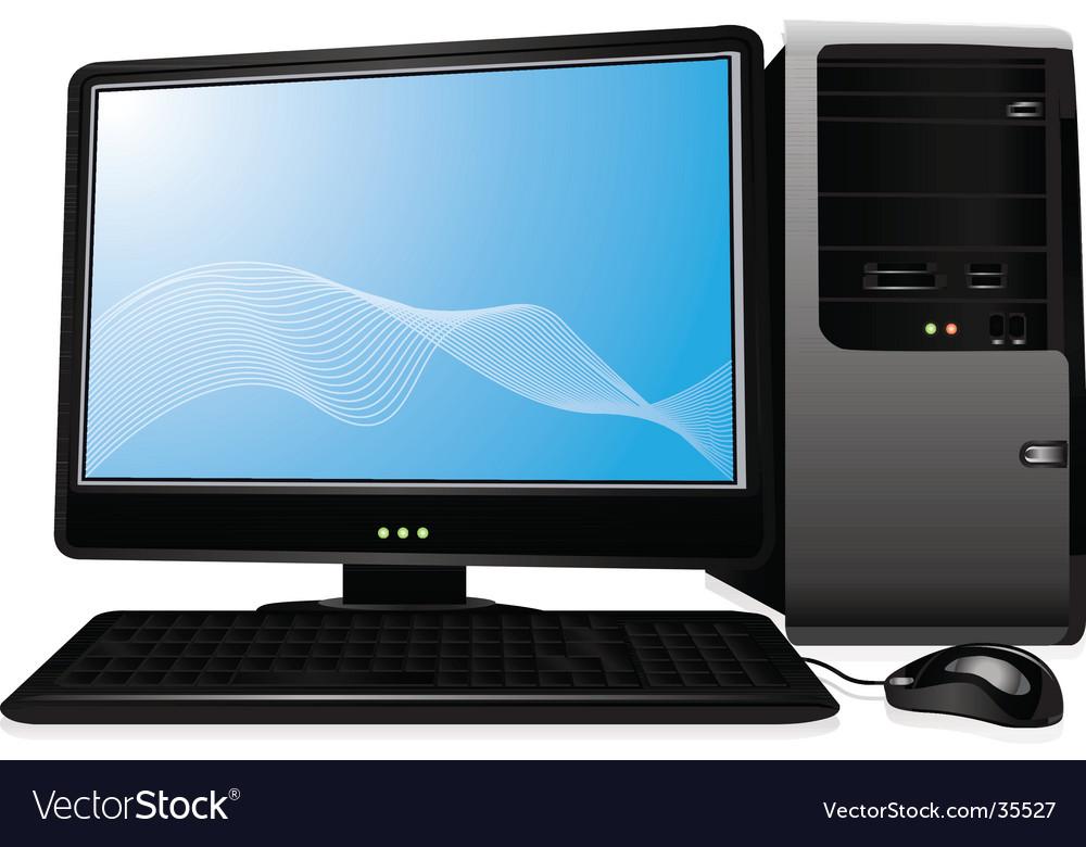Personal computer monitor