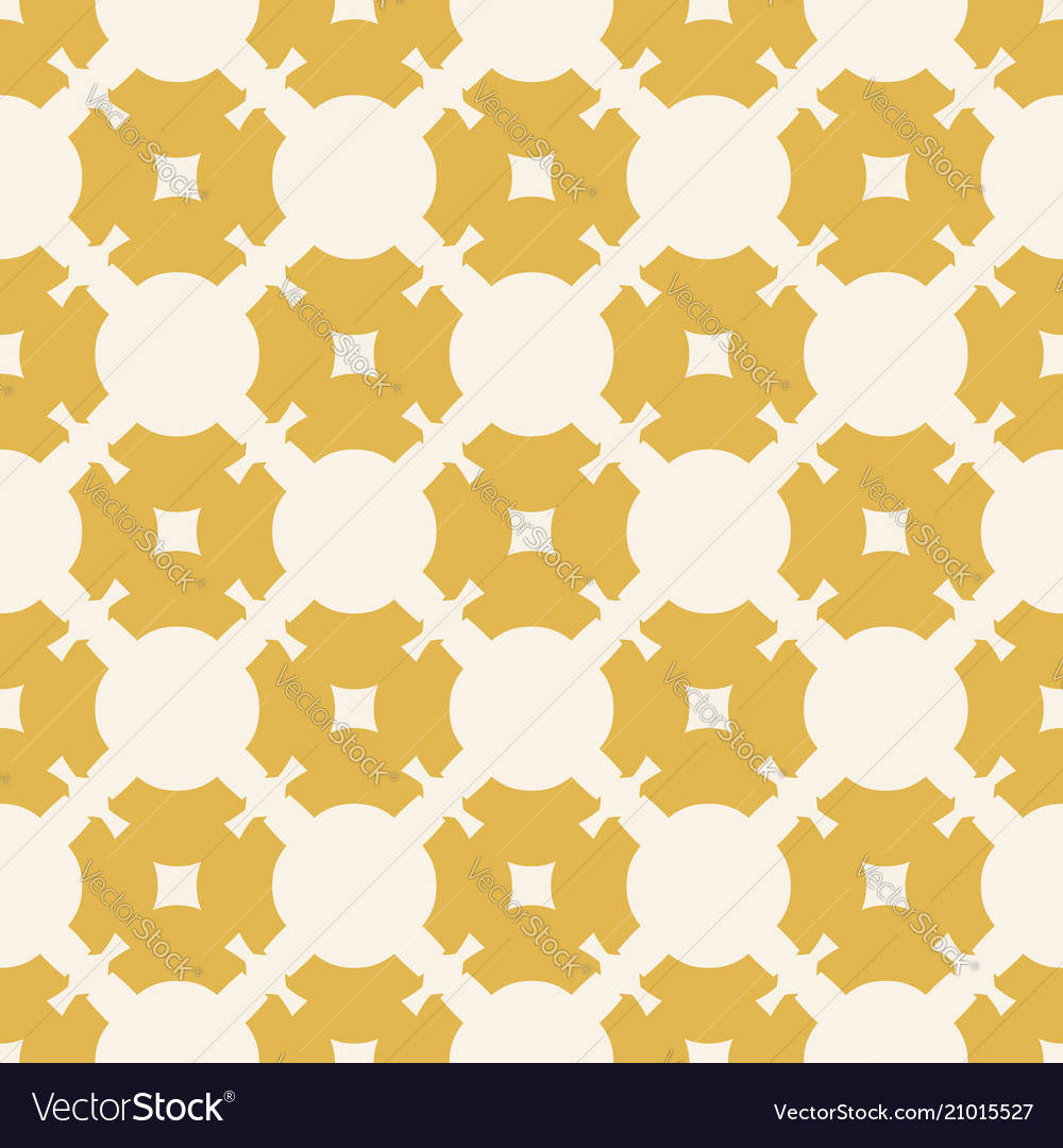 Yellow seamless pattern abstract floral texture