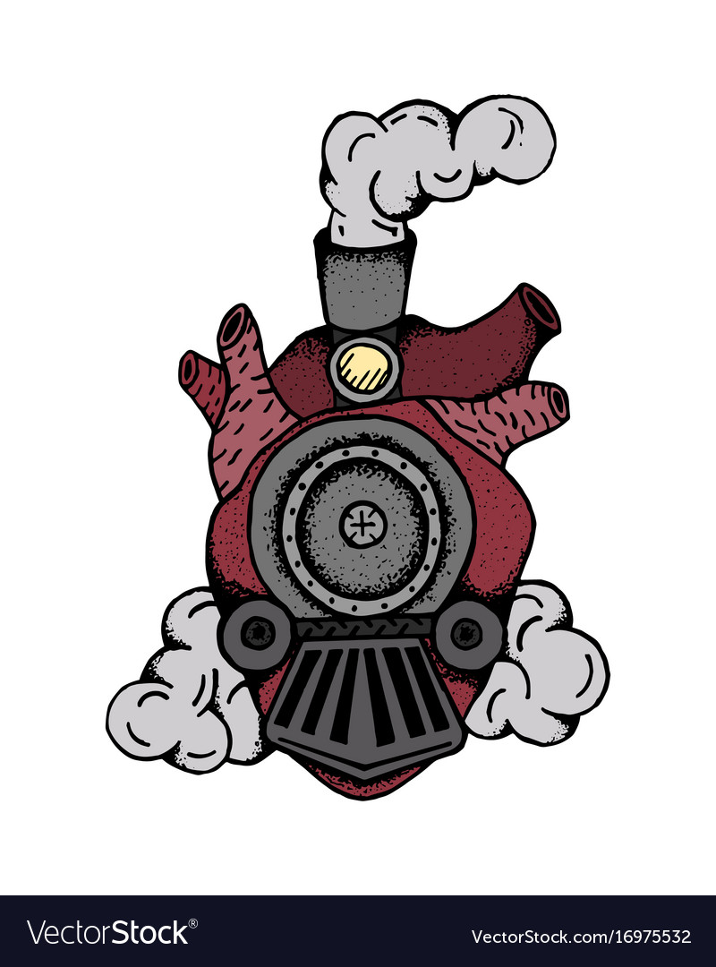 Locomotive Tattoo