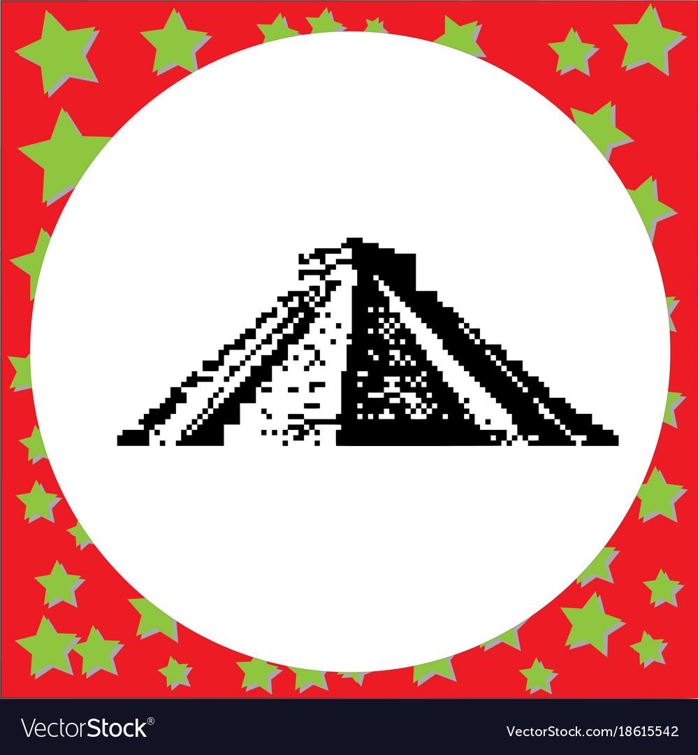Mayan pyramid of kukulcan el castillo in chichen