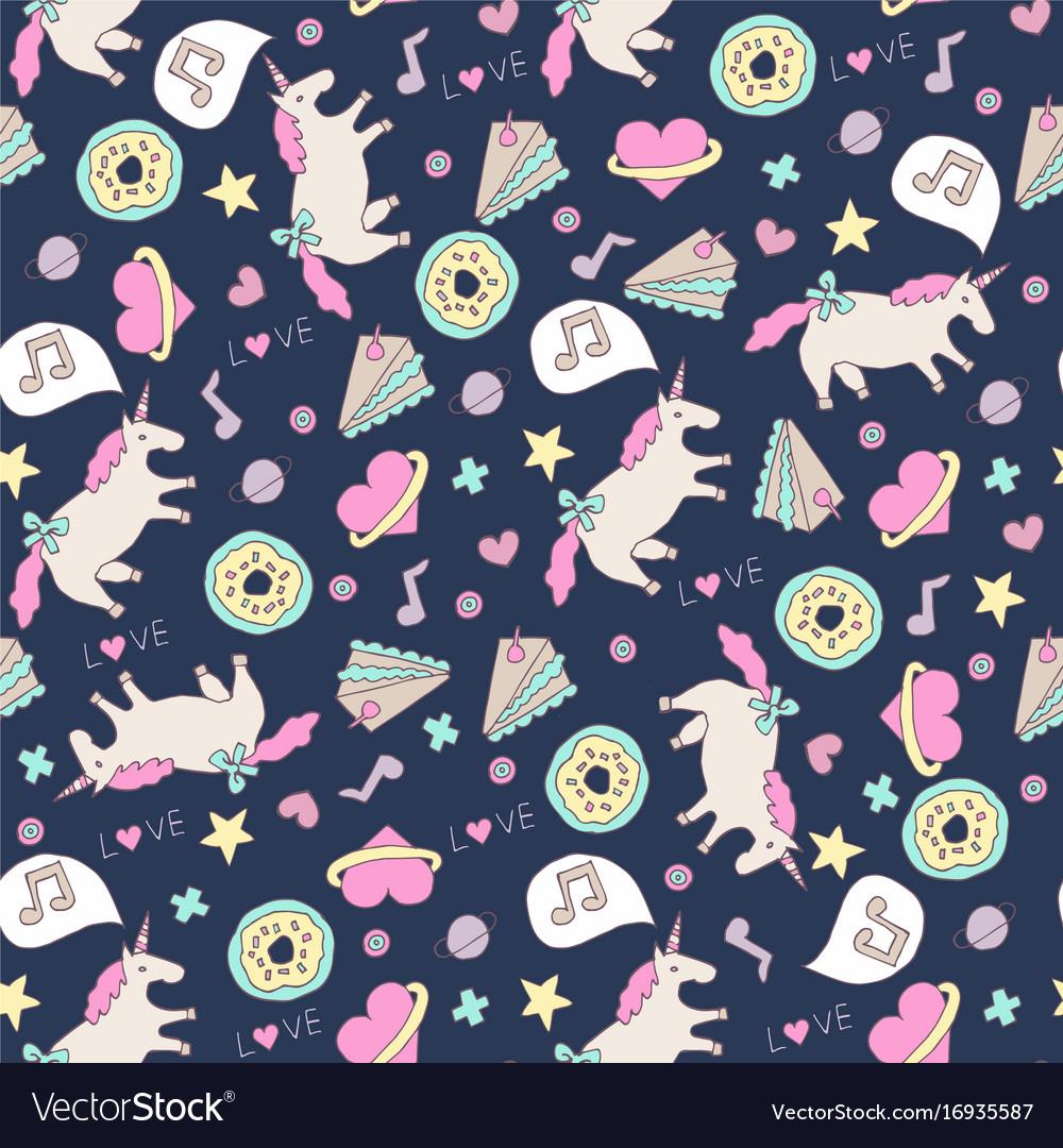 Unicorn Pattern Interesting Inspiration Ideas