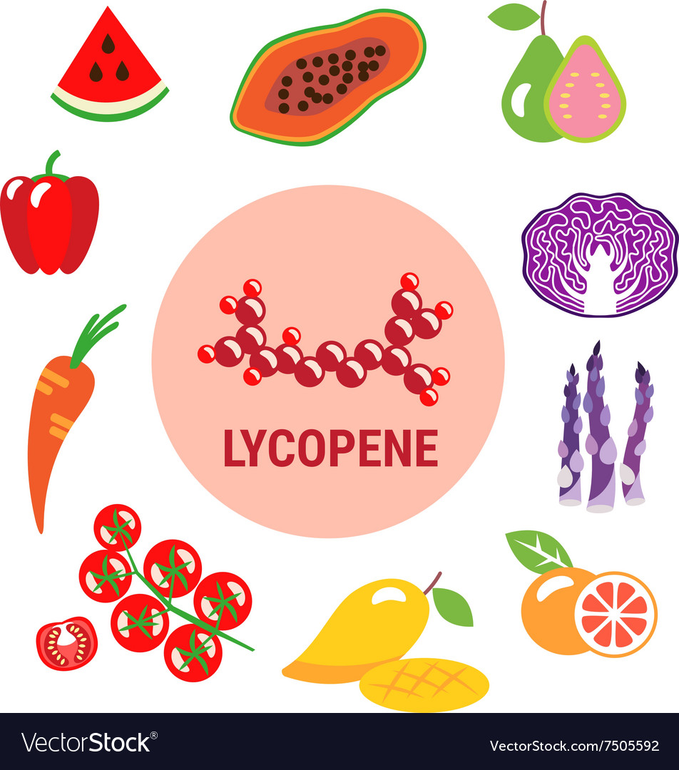 Best sources of Lycopene in fruits and vegetables