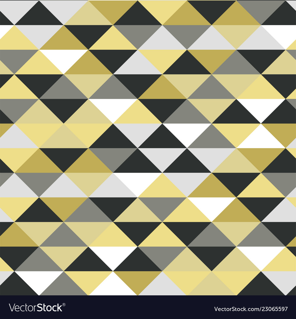 Abstract seamles metallic pattern