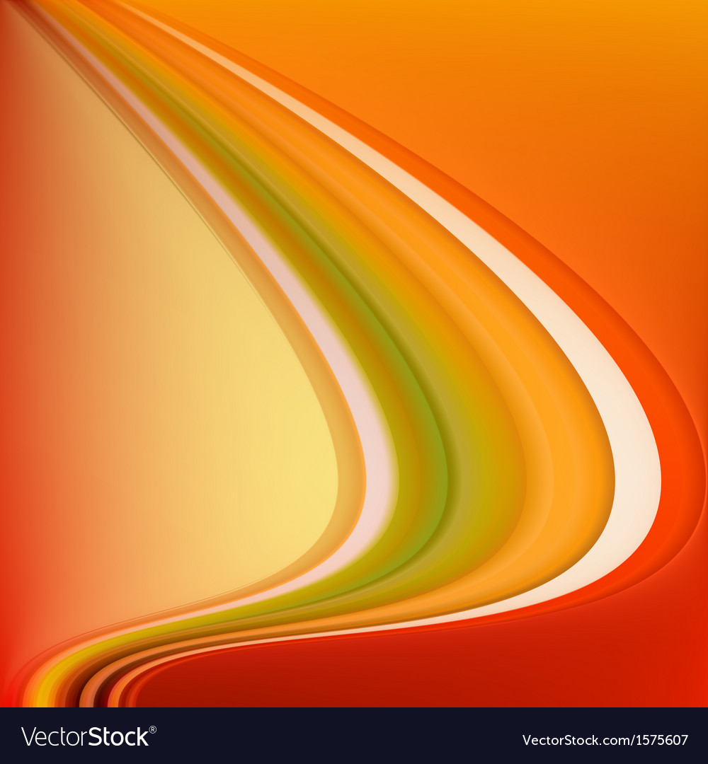 Colorful Autumn Abstract Background