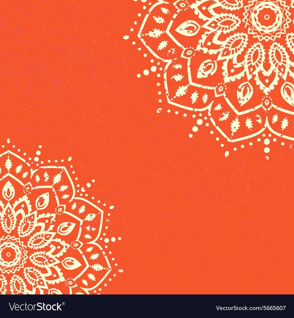 Invitation arabic-2 Royalty Free Vector Image - VectorStock