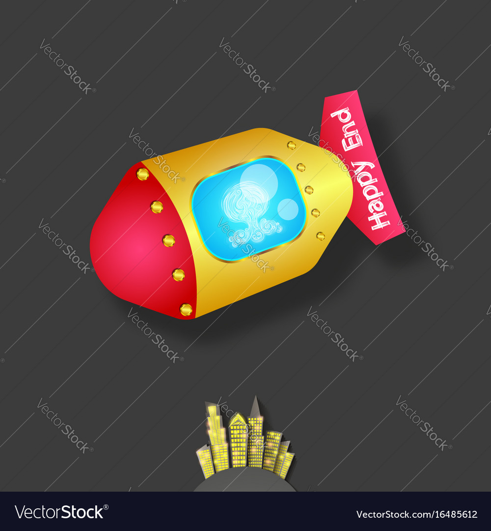 Air bomb icon