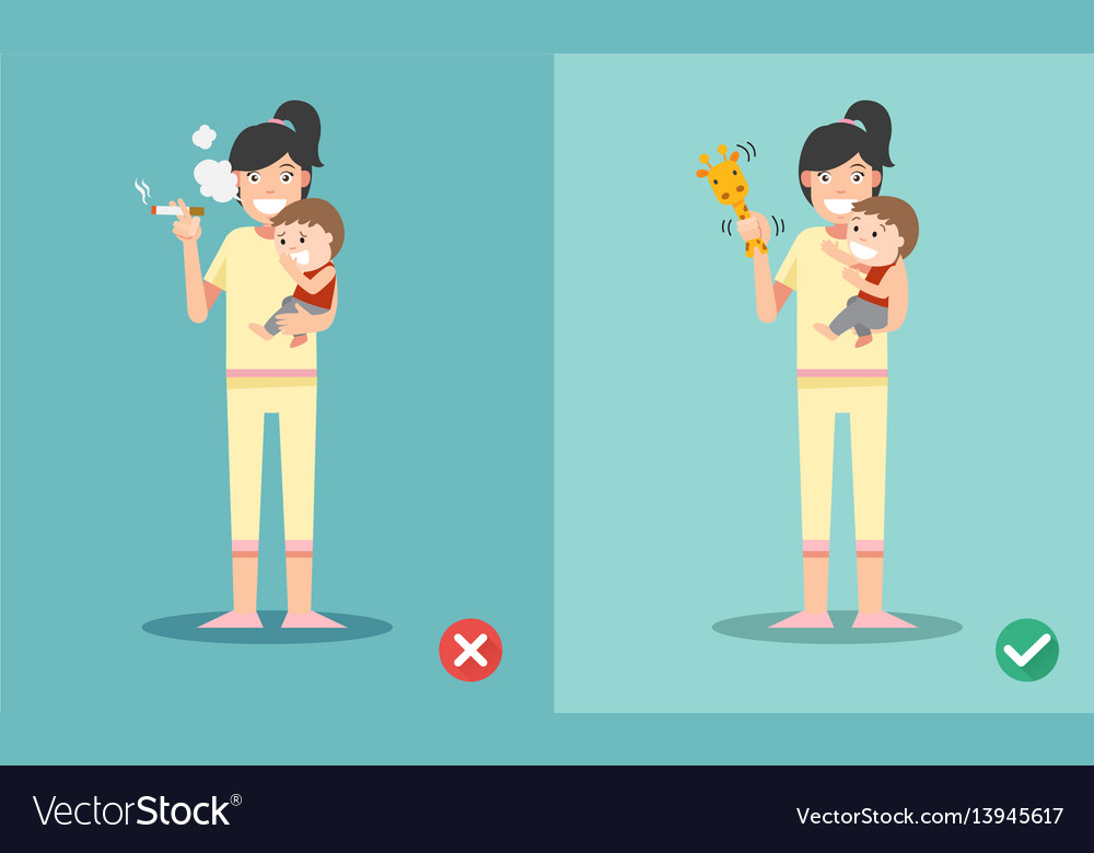Stop smoking for children