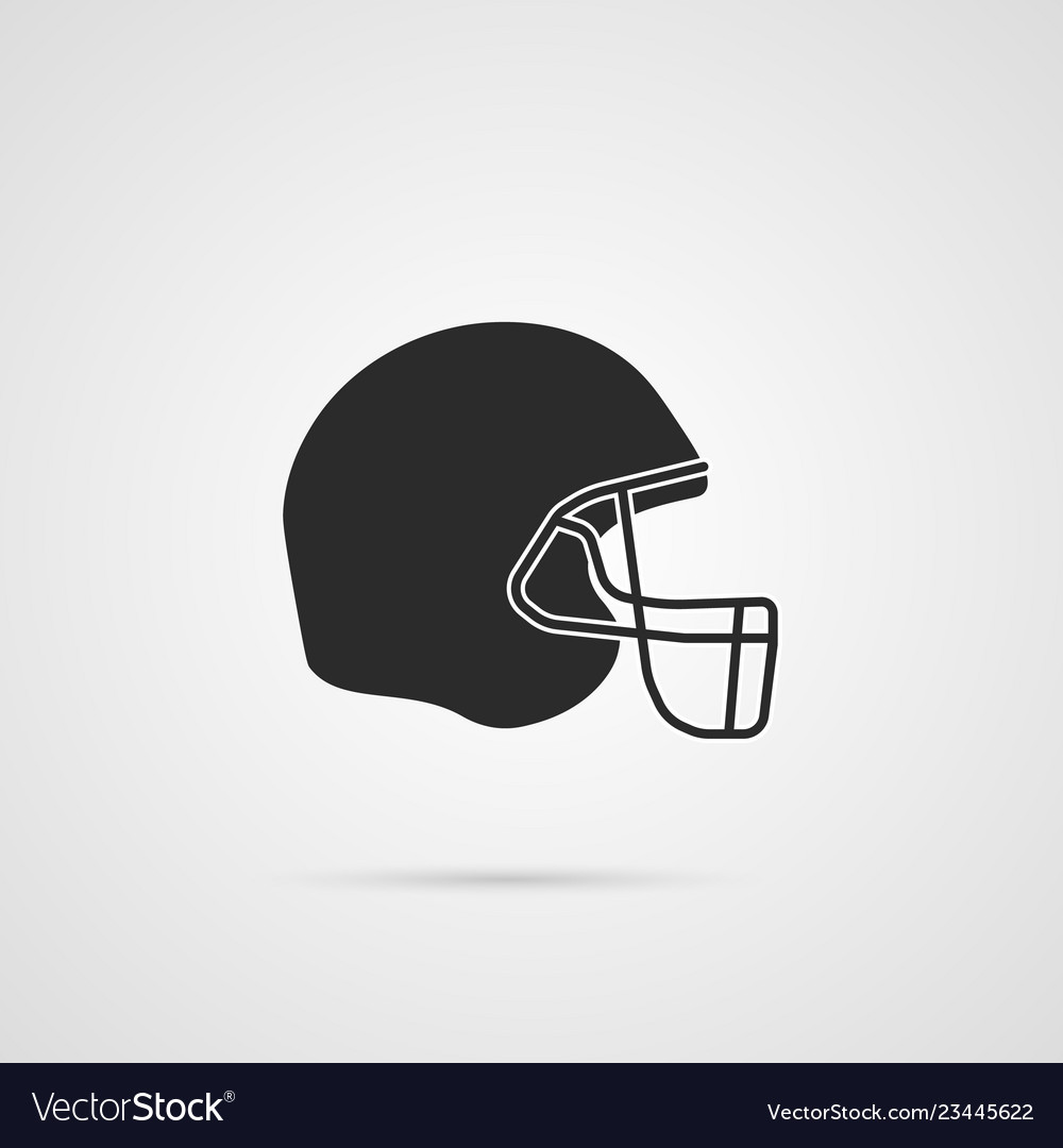 American football hemlet icon