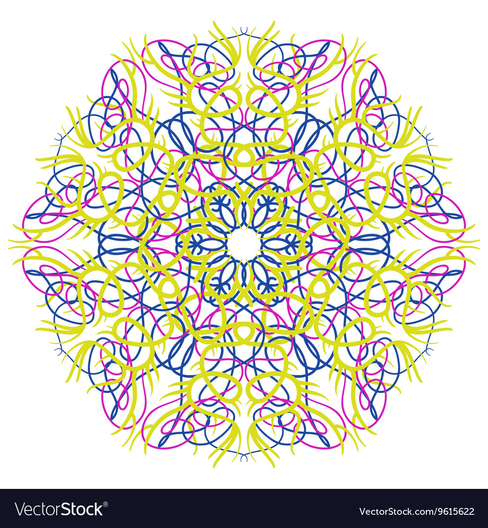 Mandala Ornamental Design