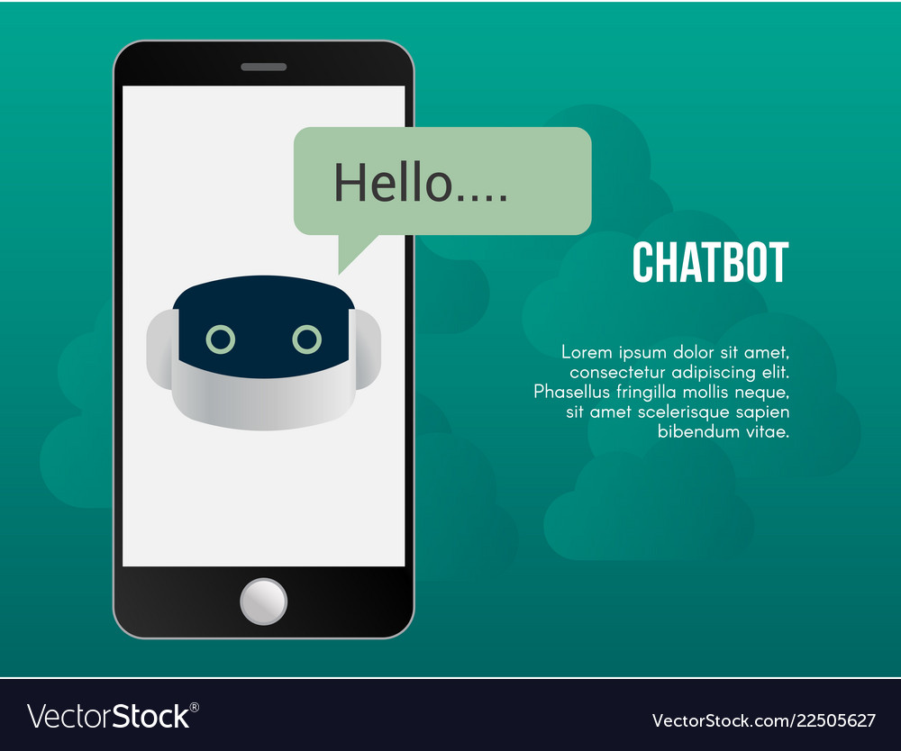 Automated chatbot concept design template
