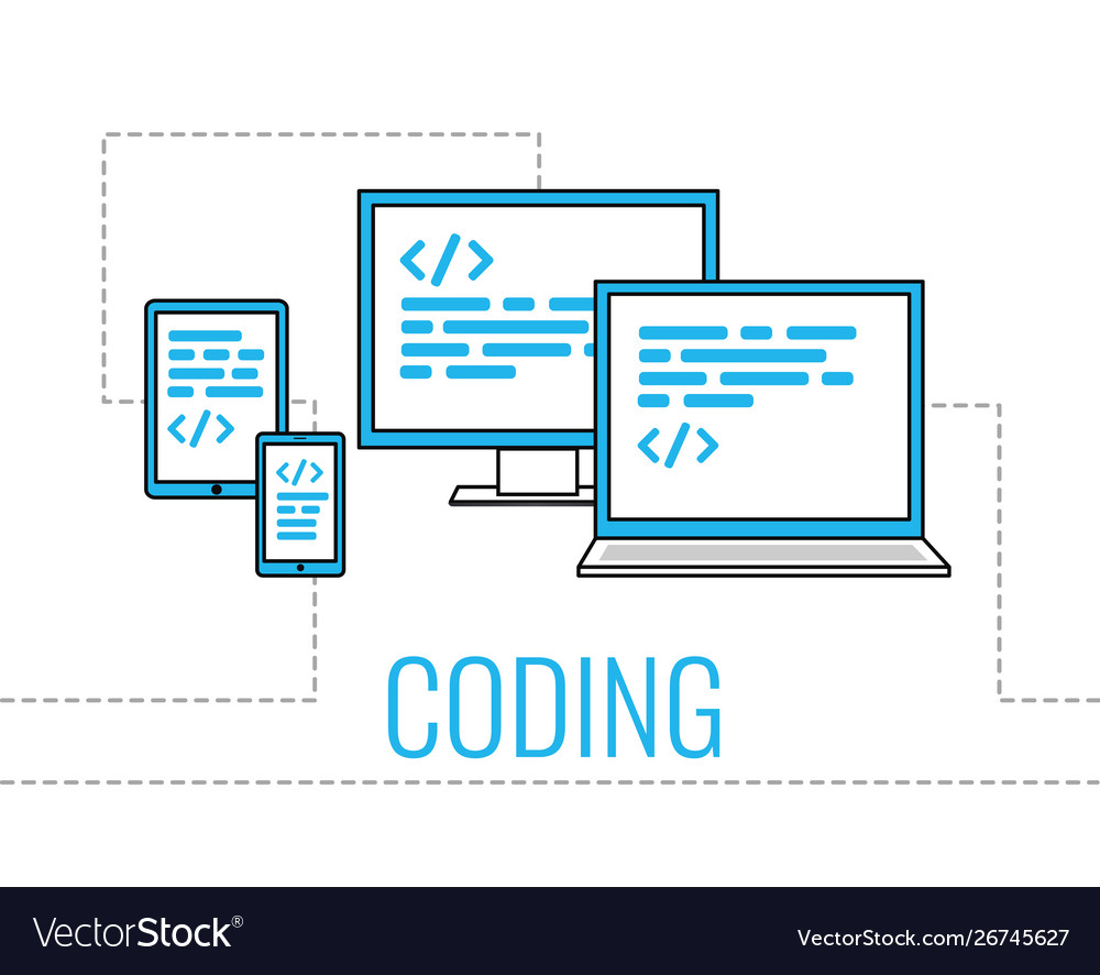 Simple for coding web site