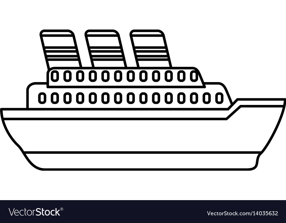 Big ship cruise
