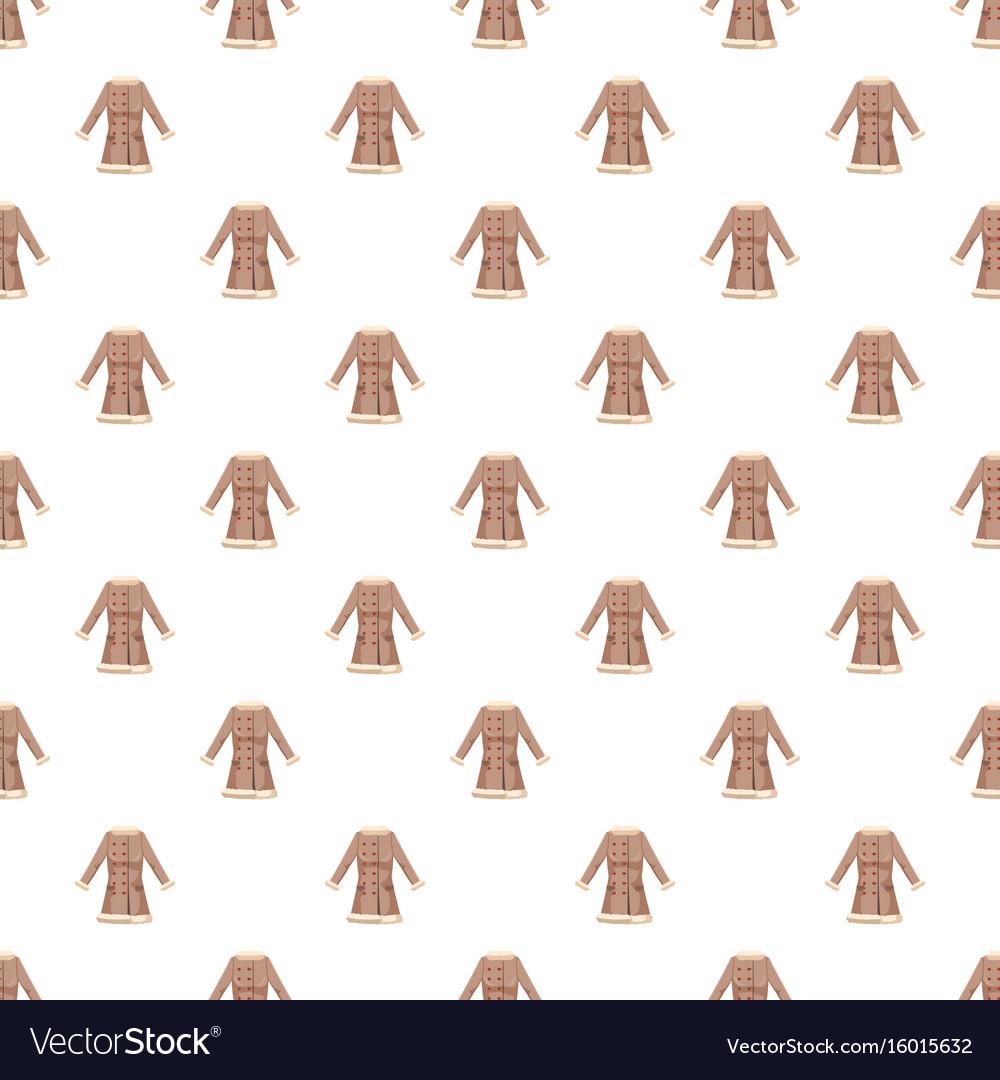 Sheepskin jacket pattern