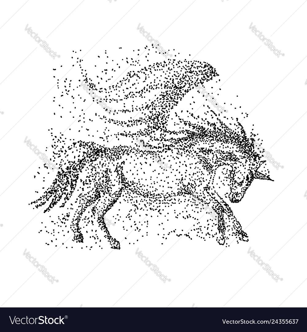 Unicorn particle