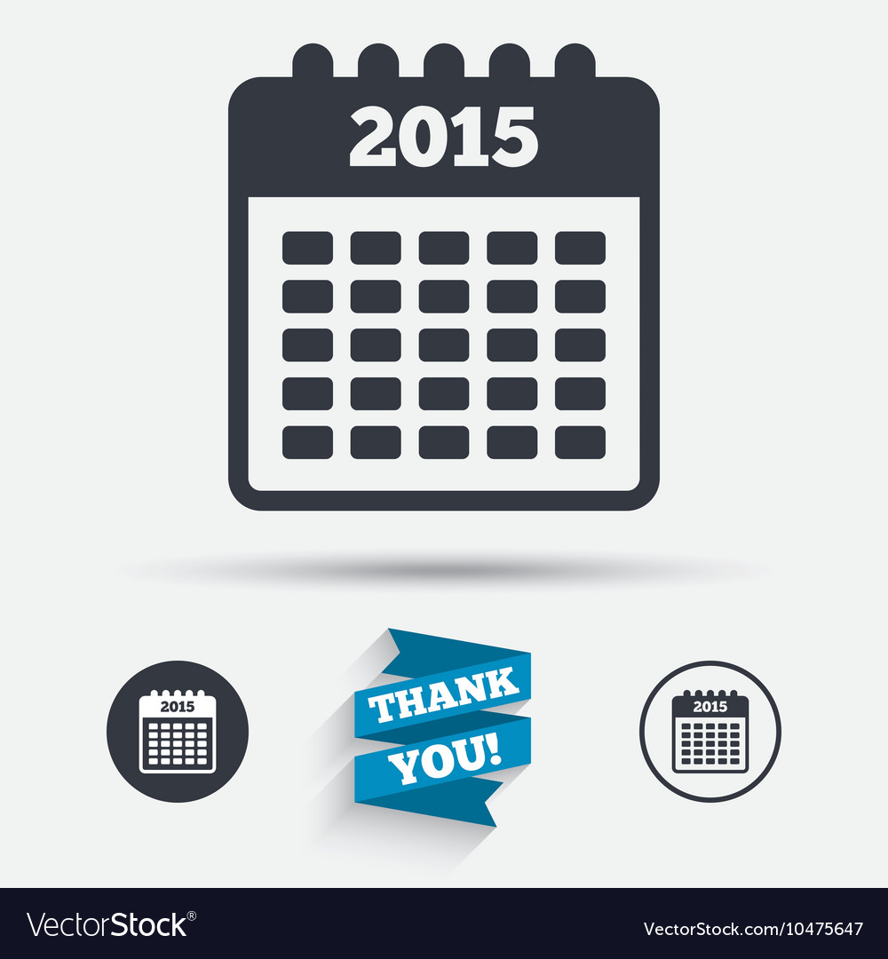 Calendar sign icon Date or event reminder