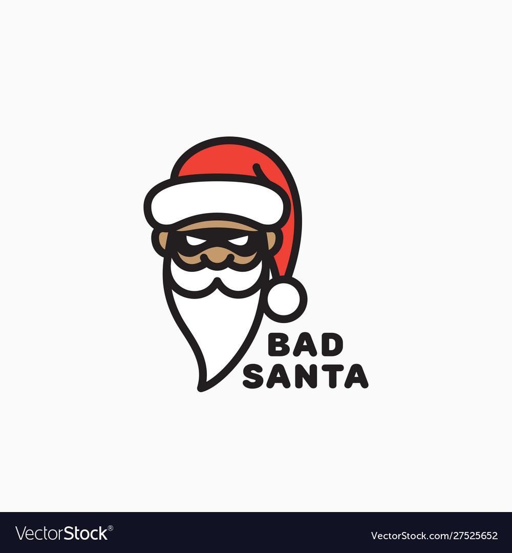 Bad santa logo