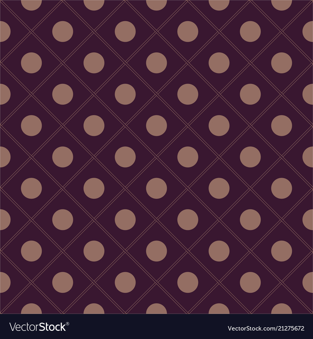 Background with dots