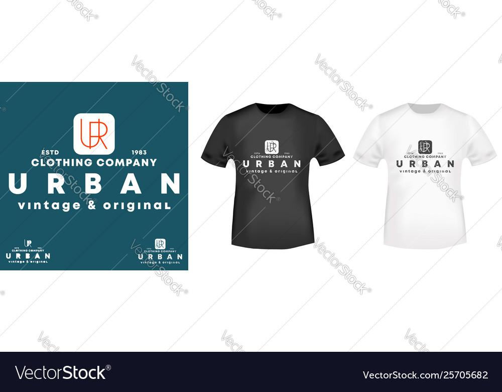 Urban t-shirt print for t shirts applique fashion