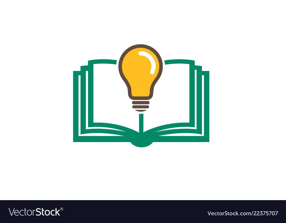 Book ideas logo