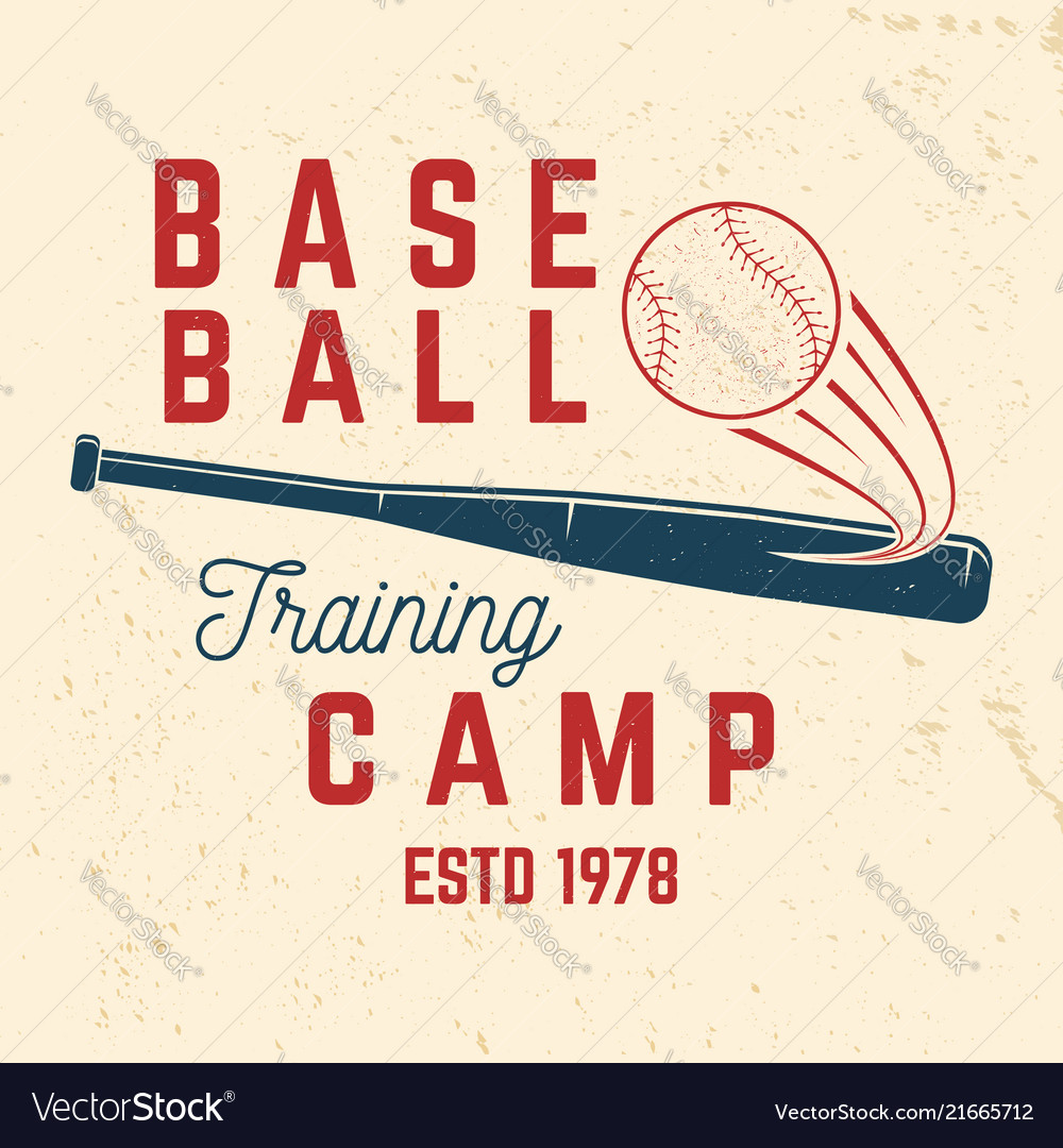 Baseball training camp