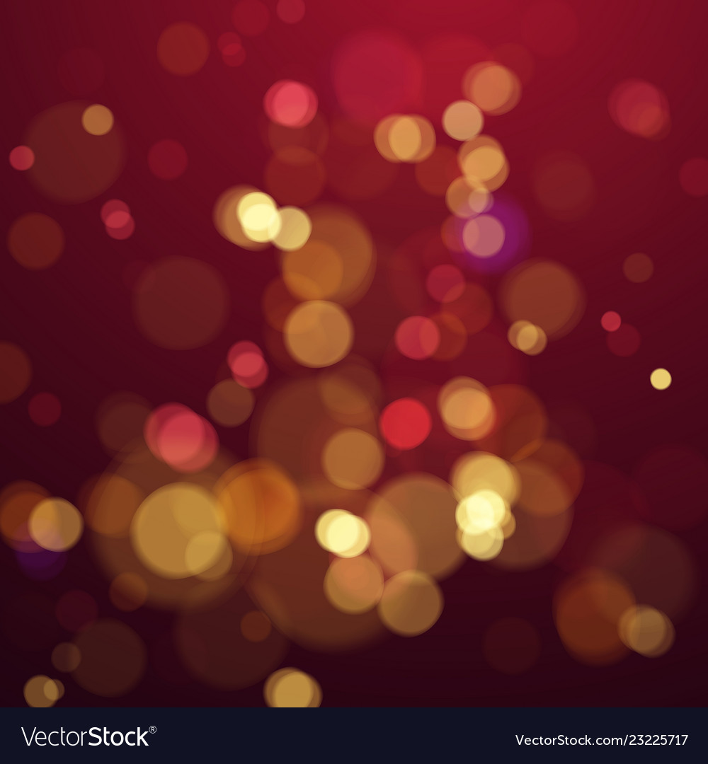 Bokeh blur color abstract background with lights
