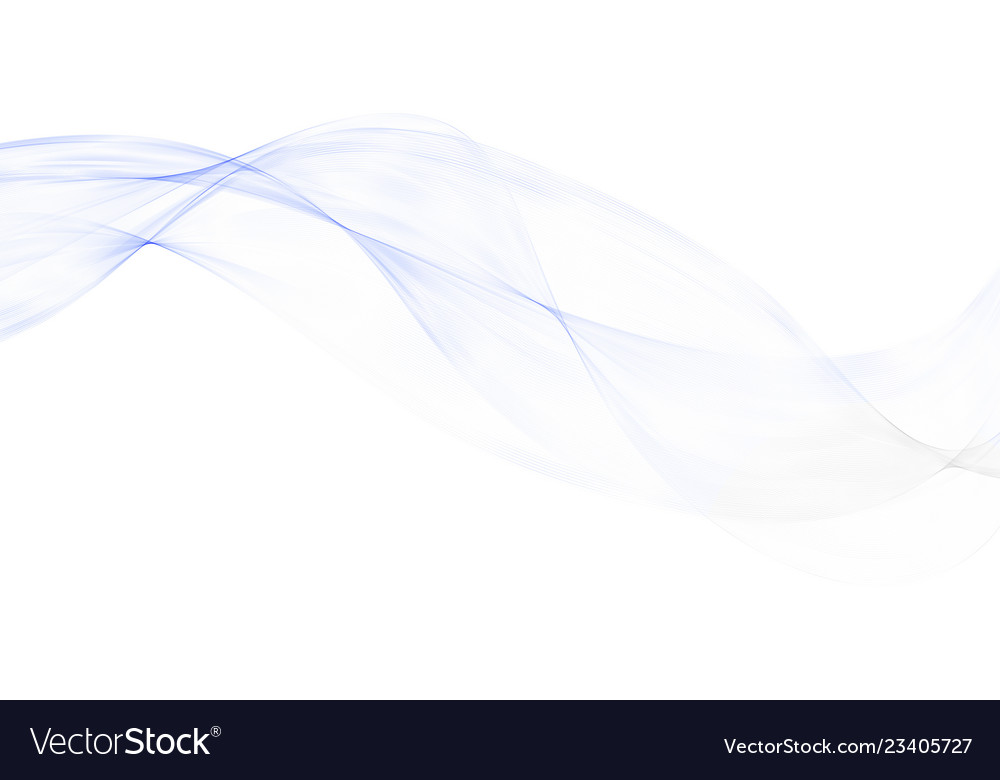 Abstract wave background blue and green