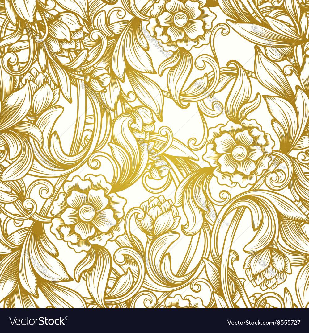 Luxury seamless pattern